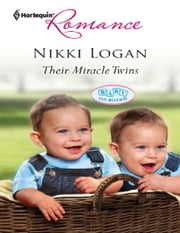 Their Miracle Twins ebook by Nikki Logan