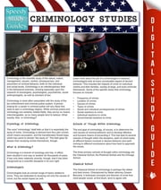 Criminology Studies (Speedy Study Guides) ebook by Speedy Publishing