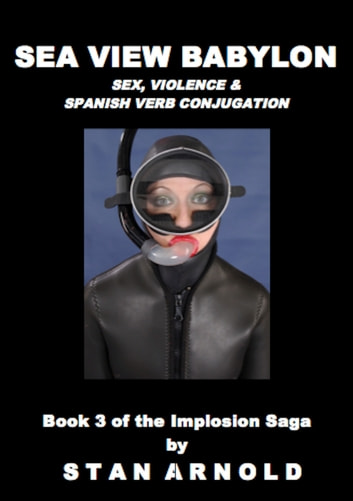 Sea View Babylon: Sex, Violence & Spanish Verb Conjugation ebook by Stan Arnold