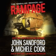 Rampage (The Singular Menace, 3) audiobook by John Sandford, Michele Cook