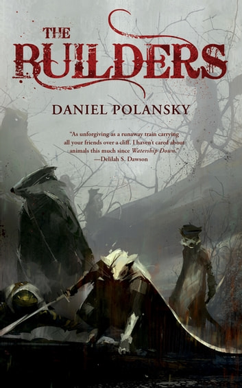 The Builders ebook by Daniel Polansky