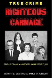 Righteous Carnage ebook by Benford, Timothy, B