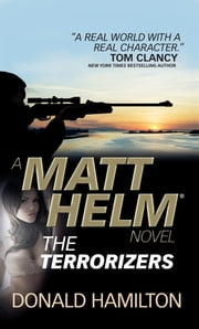 Matt Helm - The Terrorizers ebook by Donald Hamilton