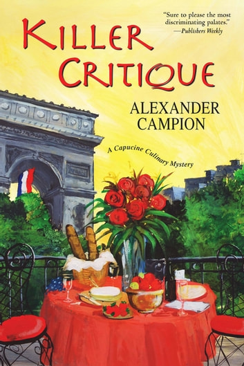 Killer Critique ebook by Alexander Campion