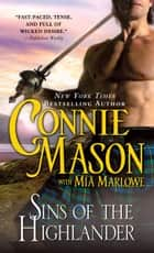 Sins of the Highlander ebook by Connie Mason, Mia Marlowe