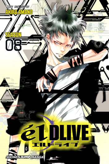 élDLIVE, Vol. 8 ebook by Akira Amano