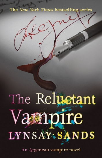 The Reluctant Vampire - Book Fifteen ebook by Lynsay Sands