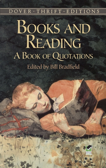 Books and Reading - A Book of Quotations ebook by