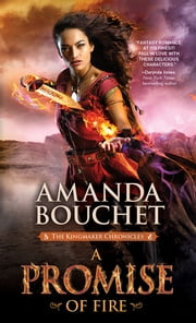 A Promise of Fire ebook by Amanda Bouchet