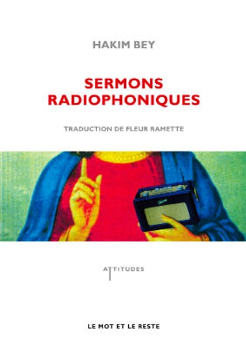 Sermons radiophoniques ebook by Hakim BEY