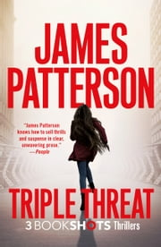 Triple Threat ebook by James Patterson