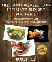 Diet And Weight Loss Guide Volume 1 - Anti Inflammatory Diet, Alkaline Diet and Paleo Diet Edition ebook by Speedy Publishing