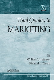 Total Quality in Marketing ebook by Frank Voehl