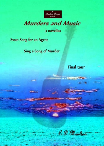 Murders and Music: A Collection ebook by CD Moulton