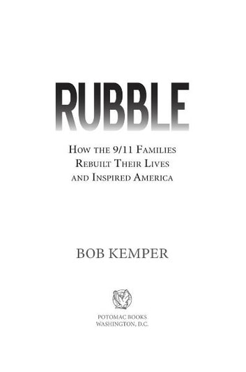 Rubble ebook by Bob Kemper