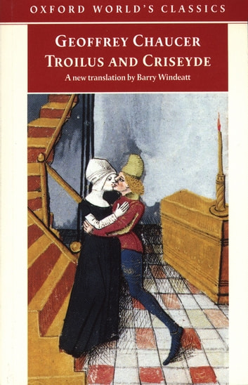 Ebook Troilus And Criseyde By Geoffrey Chaucer