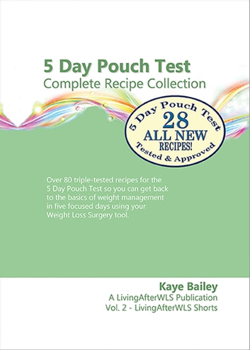 5 day pouch test complete recipe collection find your weight loss 5 day pouch test complete recipe collection find your weight loss surgery tool in five fandeluxe Images