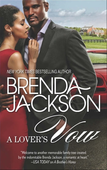 A Lover's Vow (The Grangers, Book 3) 電子書 by Brenda Jackson