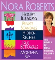 The Novels of Nora Roberts, Volume 1 ebook by Nora Roberts