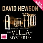 The Villa of Mysteries audiobook by David Hewson