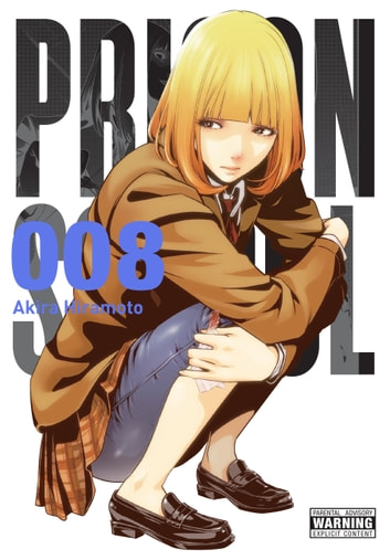 Prison School, Vol. 8 ebook by Akira Hiramoto
