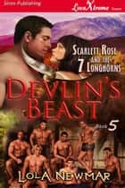 Devlin's Beast ebook by Lola Newmar