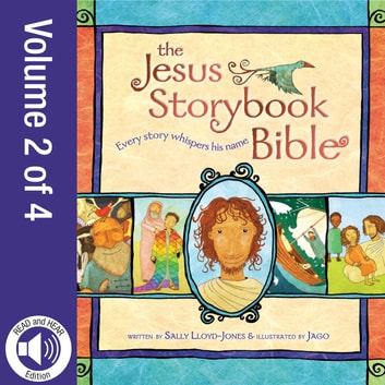 Jesus Storybook Bible e-book, Vol. 2 ebook by Sally Lloyd-Jones