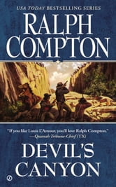Ralph Compton Devil's Canyon ebook by Ralph Compton