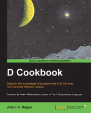 D Cookbook ebook by Adam D. Ruppe