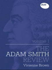 The Adam Smith Review: Volume 1 ebook by