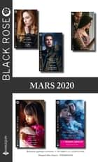 Pack mensuel Black Rose : 10 romans + 1 gratuit (Mars 2020) ebook by Collectif