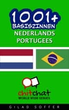 1001+ basiszinnen nederlands - Portugees ebook by Gilad Soffer