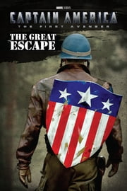 Captain America: The Great Escape ebook by Elizabeth Rudnick