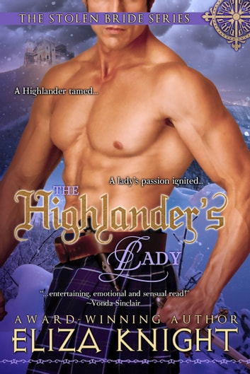 The Highlander's Lady ebook by Eliza Knight