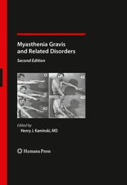 Myasthenia Gravis and Related Disorders ebook by