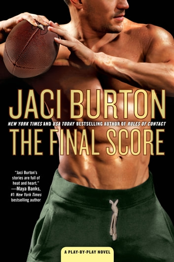 The Final Score ebook by Jaci Burton