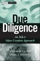 Due Diligence ebook by William J. Gole,Paul J.  Hilger
