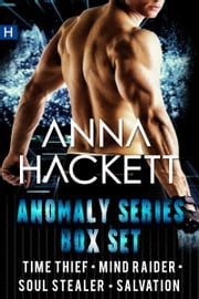 Anomaly Series Box Set ebook by Anna Hackett