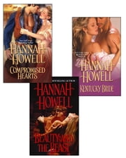 Compromised Hearts Bundle with Kentucky Bride & Beauty and the Beast ebook by Hannah Howell