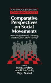 Comparative Perspectives on Social Movements ebook by McAdam, Doug