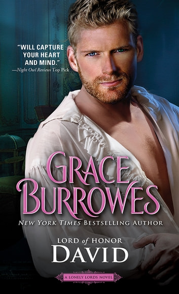 David - Lord of Honor ebook by Grace Burrowes