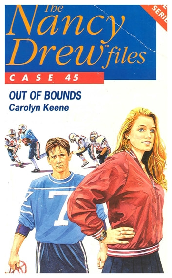 Out of Bounds ebook by Carolyn Keene