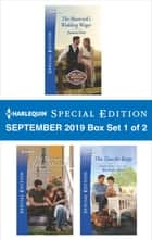 Harlequin Special Edition September 2019 - Box Set 1 of 2 ebook by Joanna Sims, Victoria Pade, Rochelle Alers