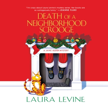 Death of a Neighborhood Scrooge audiobook by Laura Levine