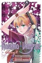 Rosario+Vampire: Season II, Vol. 2 - Test Two: Magical Candy ebook by Akihisa Ikeda