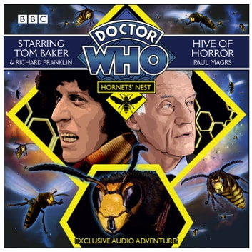 Doctor Who Hornets' Nest 5: Hive Of Horror audiobook by Paul Magrs