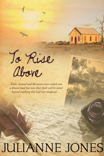 To Rise Above ebook by Julianne Jones