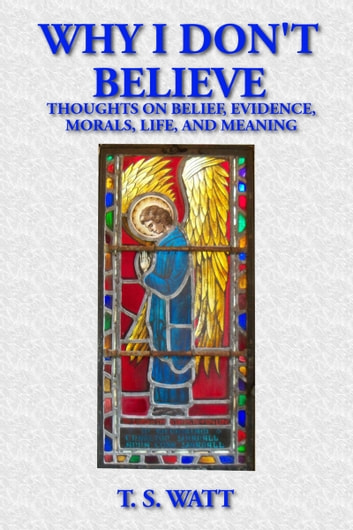 Why I Don't Believe: Thoughts on Belief, Evidence, Morals, Life, and Meaning ebook by T. S. Watt