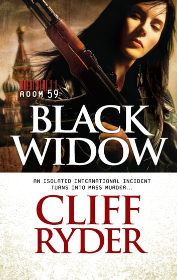 Black Widow ebook by Cliff Ryder