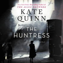 The Huntress - A Novel オーディオブック by Kate Quinn, Saskia Maarleveld
